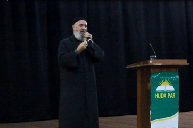 HÜDA PAR İzmir'de Mekke'nin fethini kutladı