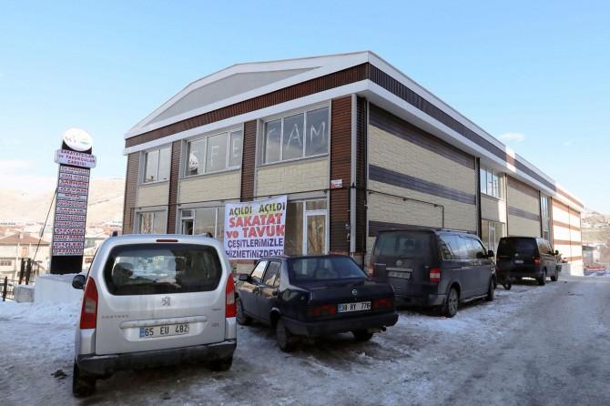 Türkiye'nin ilk Sakatatçılar Çarşısı açıldı