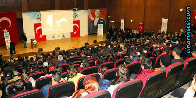 Yenişehir değerler eğitimi projesi etkinlikleri açılış töreni düzenlendi