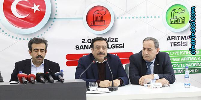 Cumhurbaşkanı Erdoğan'ın himayesinde Diyarbakır'a yapılan yatırımlar tanıtıldı