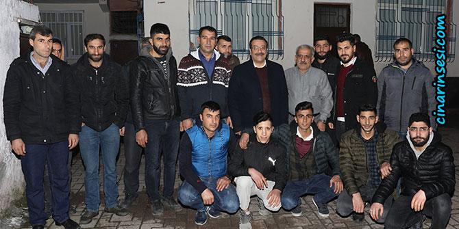Cumali Atilla'dan Bağlar Cemiloğlu ve Göçmenler Caddesine ziyaret