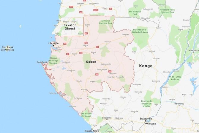 Gabon'da ordu yönetime el koydu iddiası