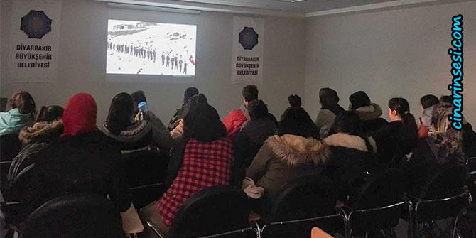 Sarıkamış Harekatı Şehitleri Diyarbakır'da anıldı