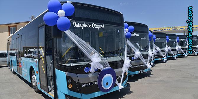 Diyarbakır Büyükşehir Belediyesi ulaşımda önemli hizmetlere imza attı