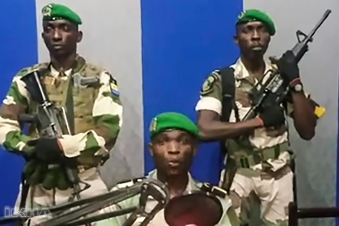 Coup-attempter soldiers detained in Gabon