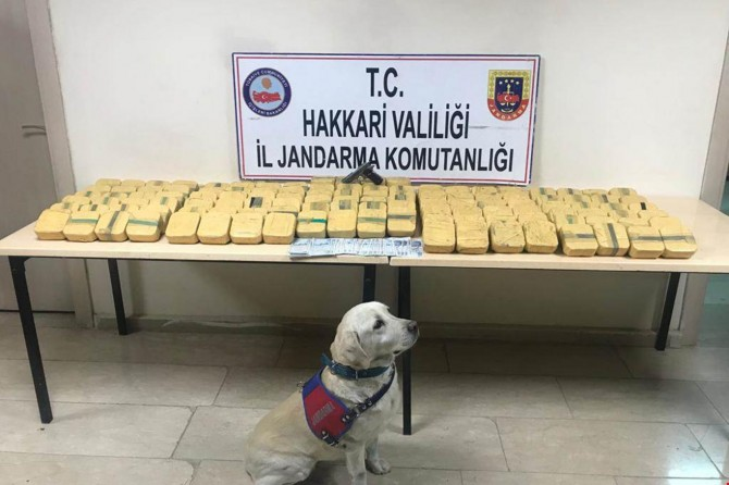Hakkâri Yüksekova'da PKK'nin finansman kaynağına operasyon