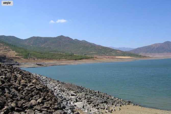 Valilikten artan baraj suyuyla ilgili uyarı