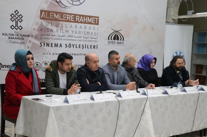 Alemlere Rahmet Kısa Film Yarışmasında finale kalan eserler belirlendi