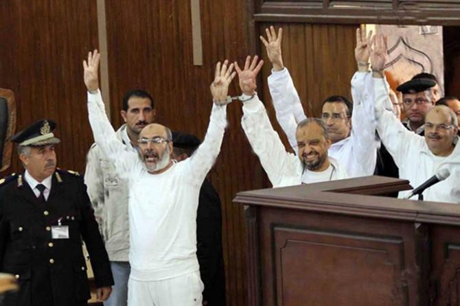 İhvan yöneticilerinden 9 kişiye beraat