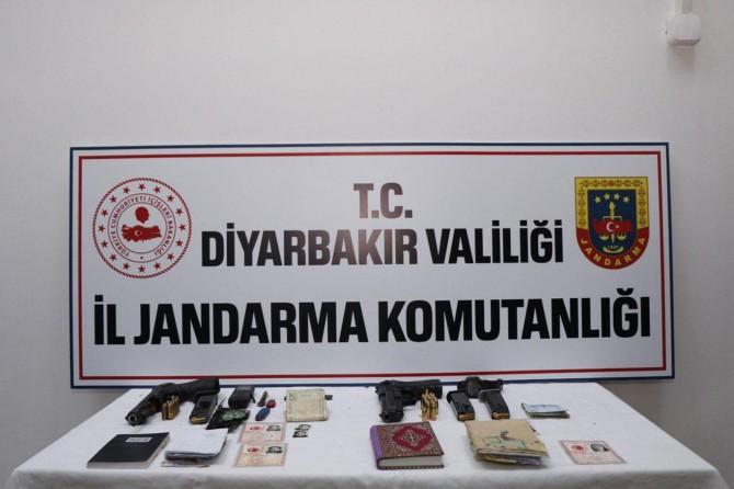 Diyarbakır Kocaköy'de 2 PKK'li öldürüldü