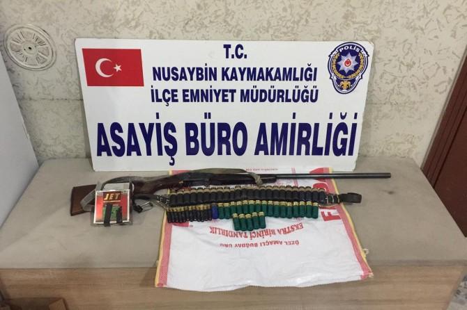 Mardin Nusaybin'de hırsızlar suçüstü yakalandı