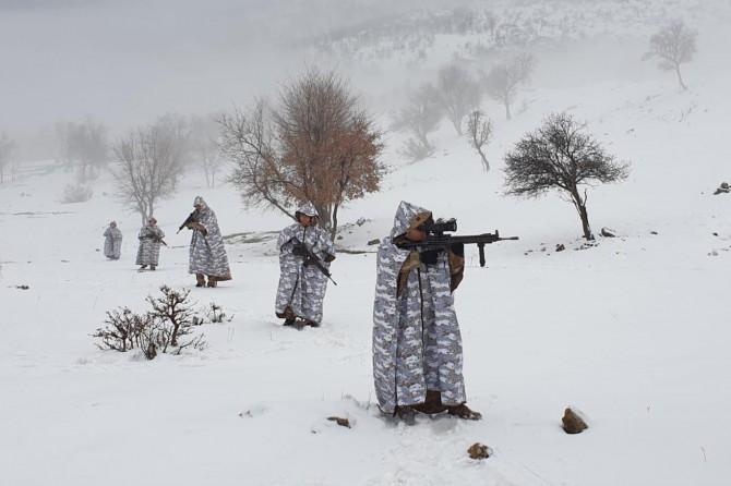 Diyarbakır'da PKK operasyonunda 6 şüpheli gözaltına alındı