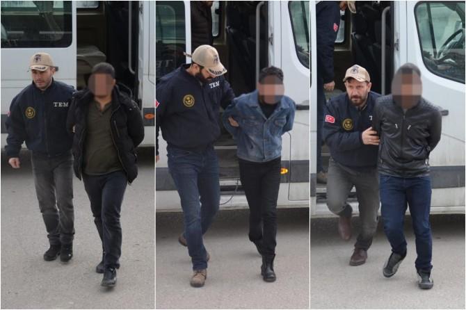 Li Wanê operasyona PKKê: 3 girtî