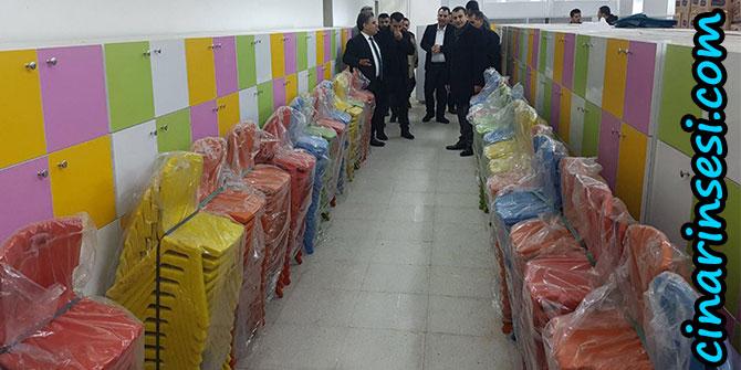 Bismil Belediyesinden okul öncesi eğitime büyük destek