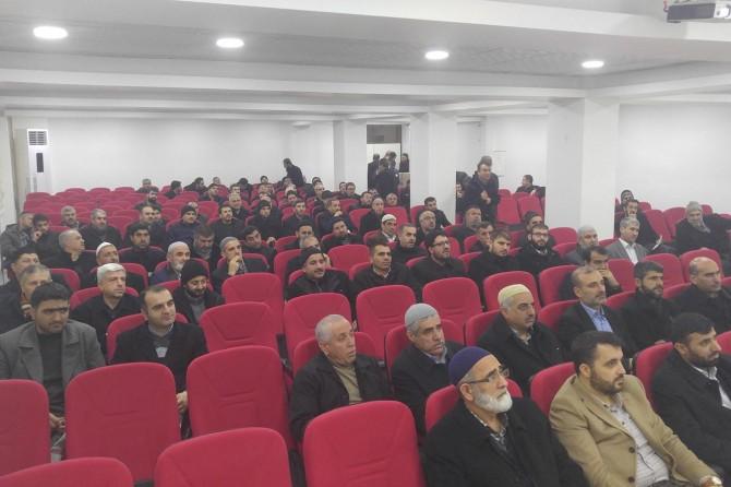Diyarbakır'da imamlara bağımlılıkla mücadele eğitimi