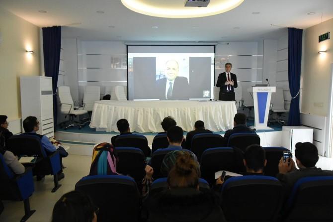 Van'da Teknoloji Trendleri ve Dijital Yolculuk semineri