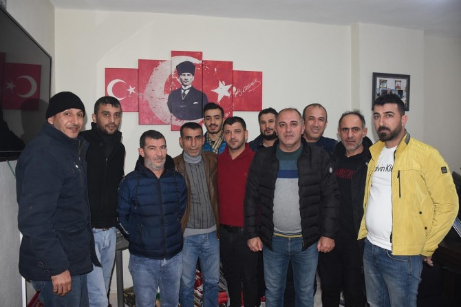 Mardin'de CHP'den istifalar