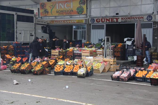 Sebze fiyatlarındaki en büyük etken hava şartları