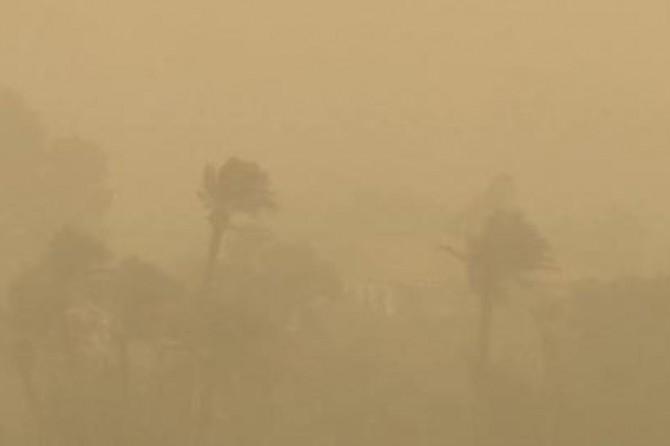 Mısır'daki kum fırtınasında 5 kişi hayatını kaybetti