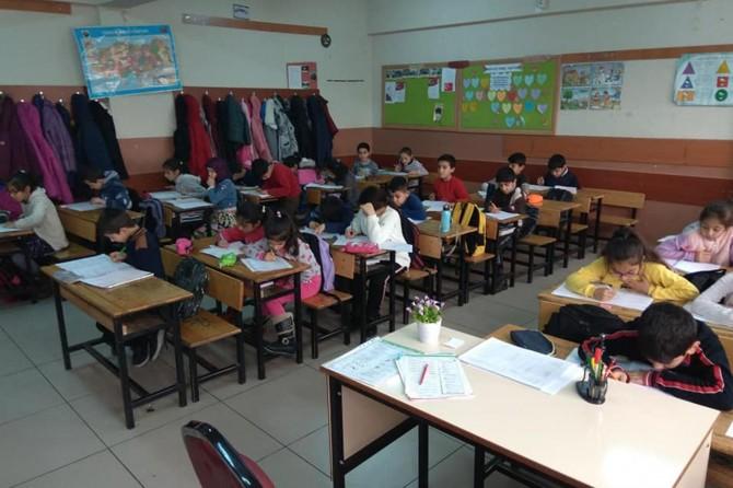 Öğrenciler Hazreti İbrahim'i okuyup sınava tabi tutuldu
