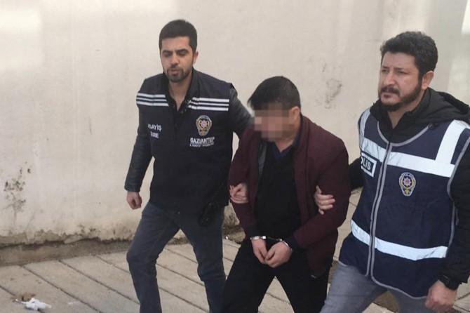 Gaziantep'te 2 kişinin cinayet zanlısı 4 yıl sonra yakalandı