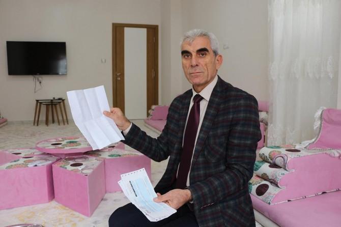 Satın aldığı daireye gelen elektrik cezası karşısında şok oldu