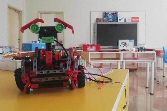 Batman'da robotik ve kodlama takımı kuruluyor