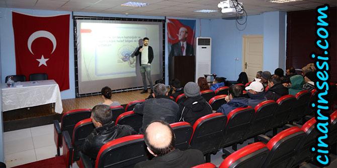 Lice Belediyesinin sosyal sorumluluk seminerleri devam ediyor