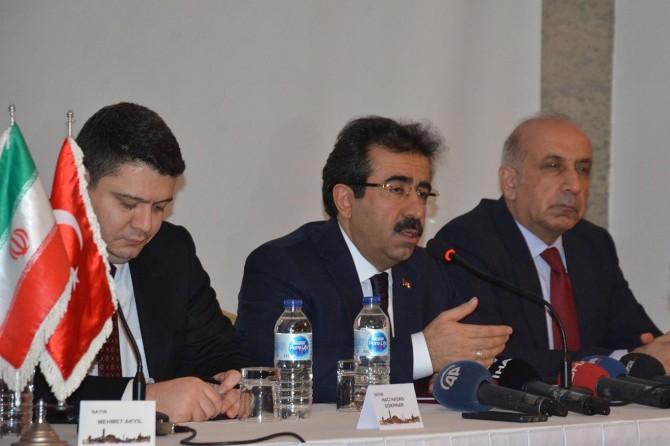 İranlı tur operatörleri Diyarbakır'da