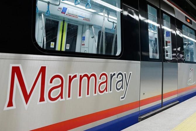 Marmaray'ı kullanan vatandaşlara önemli uyarı