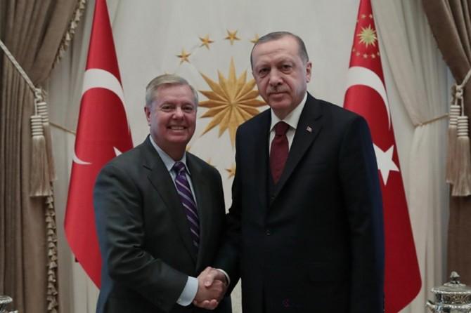 ABD'li Senatör Graham'dan YPG/PKK yorumu
