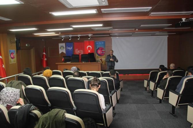 Mardin'de Yeni Nesil Gazetecilik Eğitim Programı devam ediyor