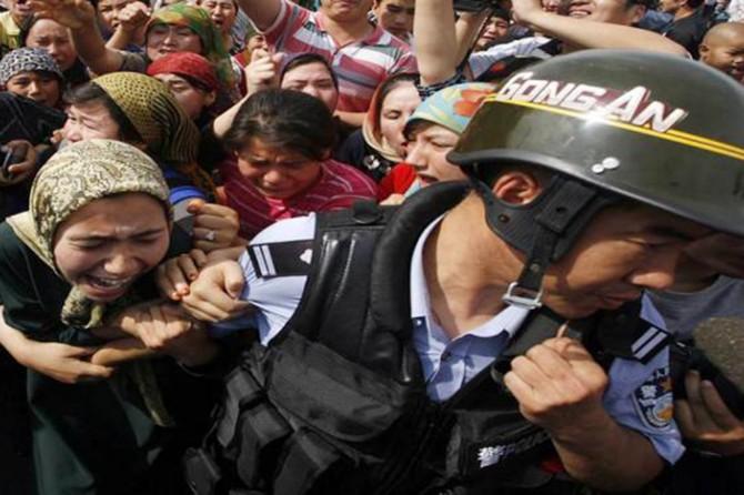 2017 yılından bu yana 3 milyon Müslüman Çin zindanlarında
