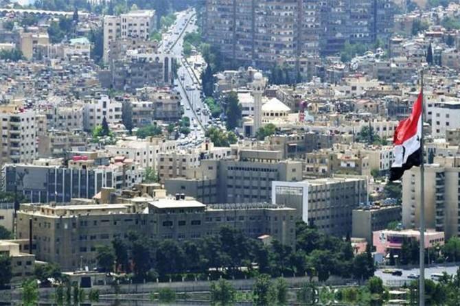 Şam'da patlama