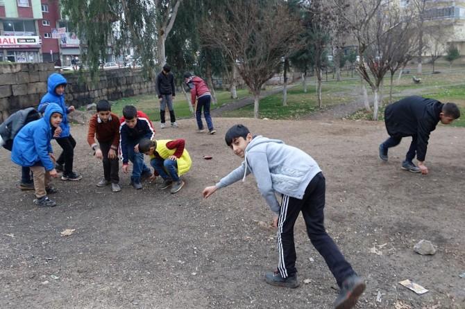 Eskimeyen mahalle oyunu: Misket