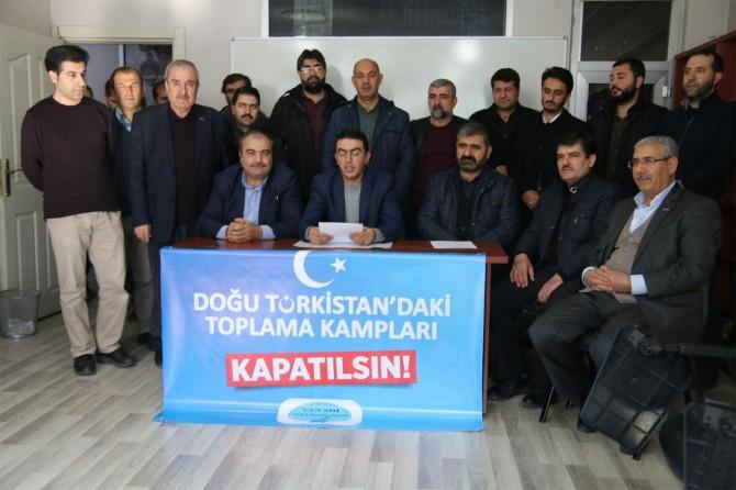 Doğu Türkistanlı kardeşlerimiz reel politik kaygılara kurban edilmemelidir