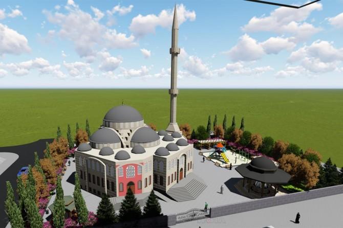 Cami Tasarımı Fikir Yarışmasına başvurular devam ediyor