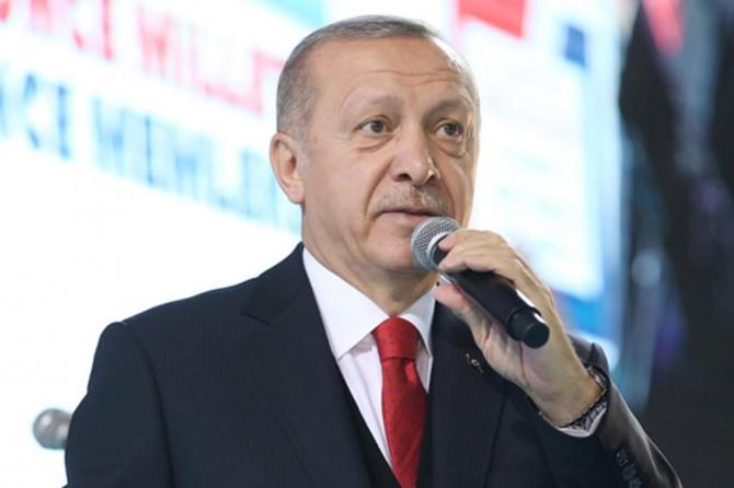 Cumhurbaşkanı: Mekke'nin Medine'nin üzerine titriyoruz