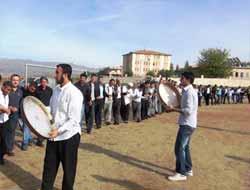 Kumçatı İslami Düğün ile Şenlendi (Video)