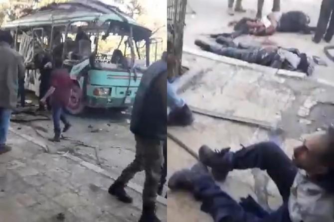 PKK'den arındırılmasının yıldönümünde Afrin'de patlama: 2 ölü