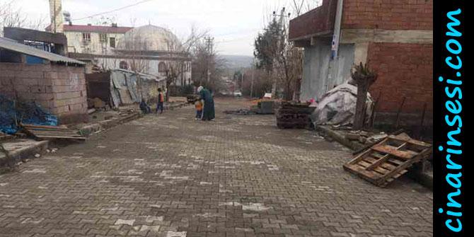 Yenişehir Belediyesinin kilitli parke taşı çalışmaları devam ediyor