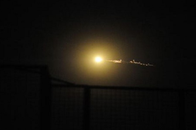 Siyonistlerden Suriye'ye hava saldırısı