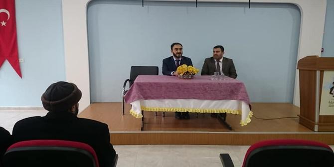 Diyarbakır Müftüsü Çınar'da incelemelerde bulundu