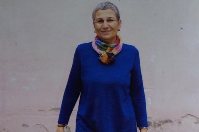 HDP Hakkâri milletvekili Leyla Güven tahliye edildi