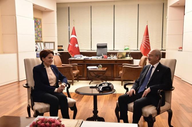 CHP ile İYİ Parti arasında 50 ilde işbirliği