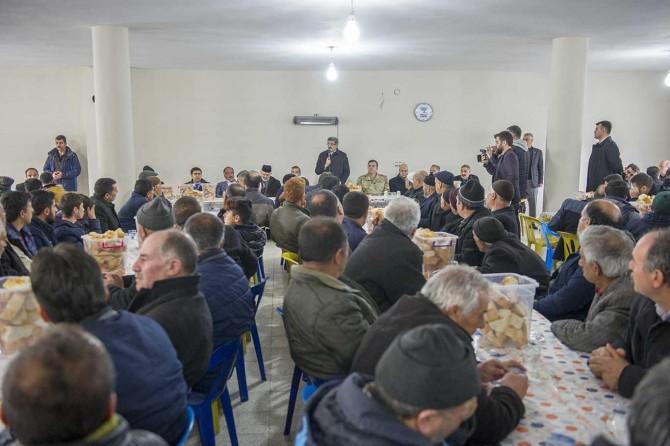 Vali Bilmez mahallelerde vatandaşlarla buluştu