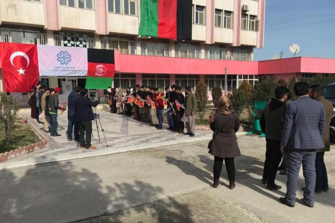 Afganistan'daki 3 FETÖ okulu daha Maarif Vakfına devredildi