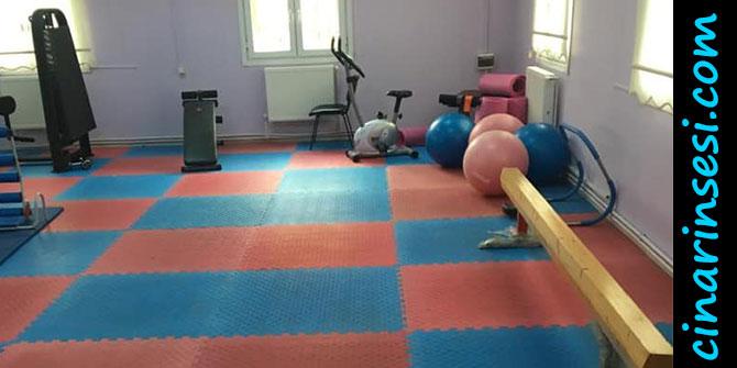 Kayapınar'da kadınlara yönelik spor kursu açıldı