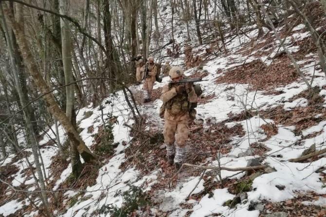 Hatay'da PKK operasyonu