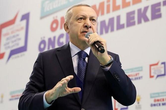 Cumhurbaşkanı: Antalya'da 100 milyon lira zarar var